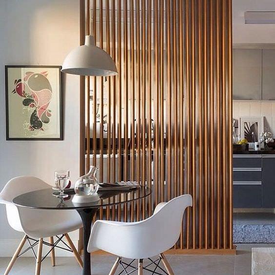 Decoração de apartamento: Sala Cozinha