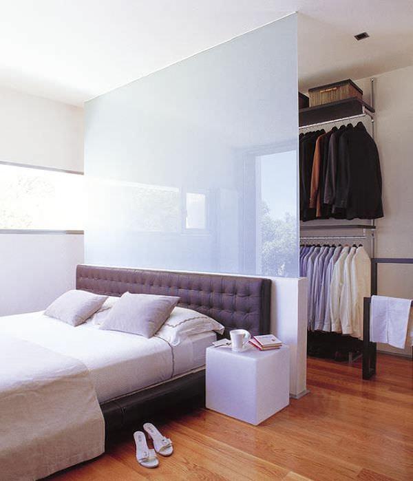 Decoração de apartamento: Quarto