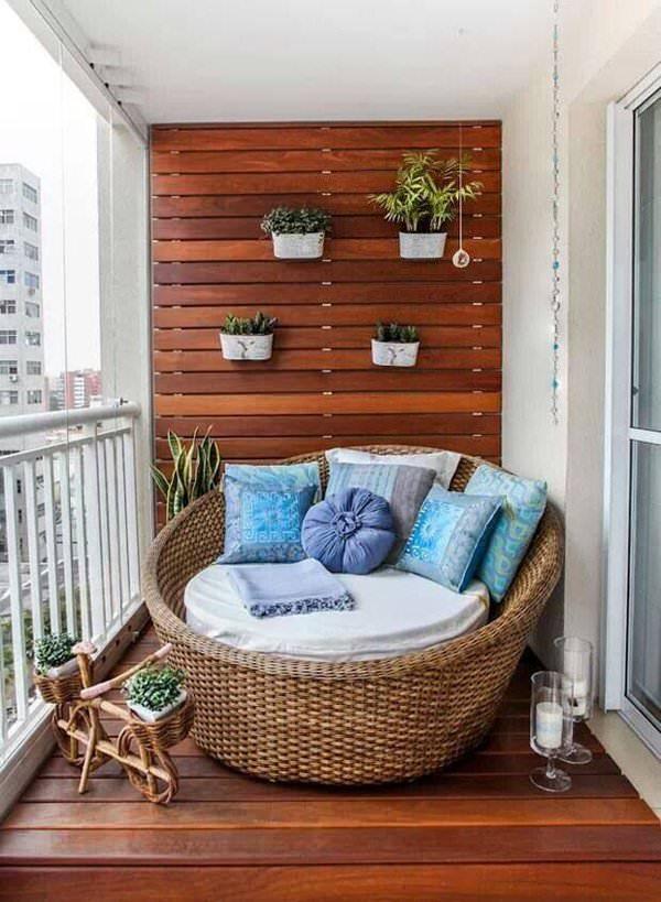 Decoração de apartamento: Sacada Envidraçada