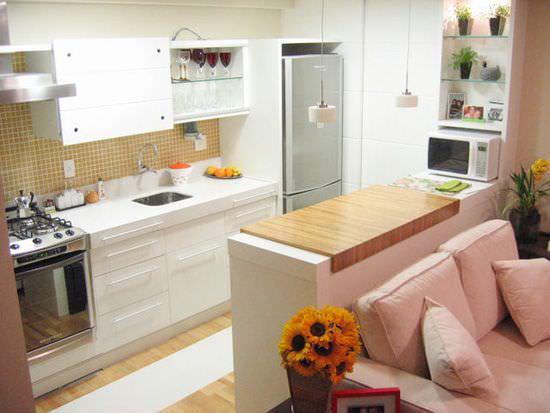 Decoração de apartamento: Cozinha